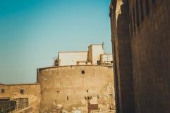老大厦在开罗 库存图片