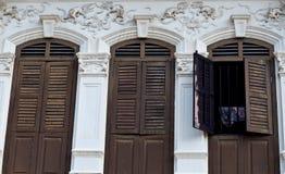 老大厦在普吉岛 免版税库存照片