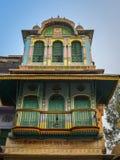 老大厦在普斯赫卡尔,印度 库存图片