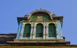 老大厦在普斯赫卡尔,印度 图库摄影
