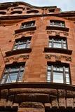老大厦在瑞典 库存图片