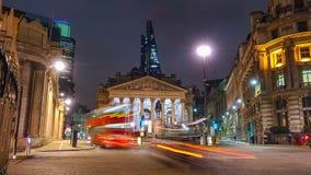 老大厦在街市区伦敦 免版税库存照片