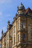 老大厦-城市利沃夫州 免版税库存图片