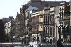 老大厦-墨西哥城 库存图片