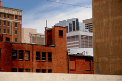 老大厦 免版税库存图片