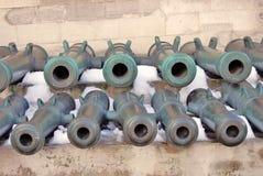 老大炮在莫斯科克里姆林宫 科教文组织遗产站点 库存照片