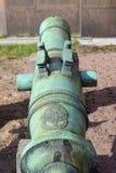 老大炮, StPetersburg 库存图片