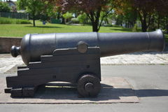 老大炮 图库摄影