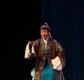 """老夫人 - 北京Opera""""杨Family†的妇女将军 库存照片"""