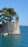 老威尼斯式灯塔 免版税库存图片
