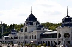 老宫殿在布达佩斯 免版税库存照片