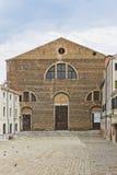 老宫殿威尼斯 库存照片