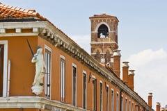 老宫殿威尼斯 库存图片