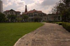 老宫殿曼谷,泰国 库存照片