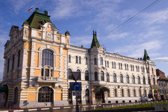 老宫殿 免版税库存图片