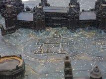 老宫殿 库存图片