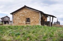 老小屋房子 图库摄影