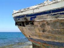 老小船 免版税库存照片