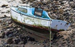 老小船 免版税图库摄影