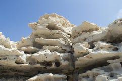 老岩石 免版税库存照片