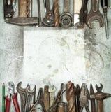 老工具 库存照片