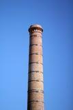 老工厂堆在南特(法国) 免版税库存照片