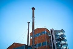 老工厂 图库摄影
