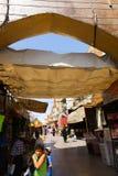 老市场开罗-埃及 免版税库存照片