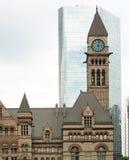 老市政厅,多伦多 免版税库存照片