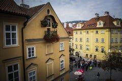 老布拉格 免版税库存图片