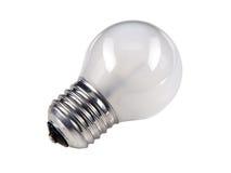 老常规电灯泡 免版税库存图片