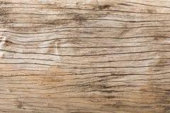 老干燥木头背景  免版税库存照片