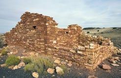 老废墟石头 免版税库存照片