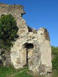 老废墟 库存照片