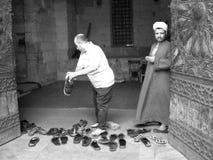 老开罗地平线的古老开罗 免版税库存图片