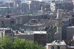 老开罗清真寺 免版税库存图片