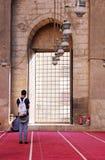 老开罗清真寺 库存照片