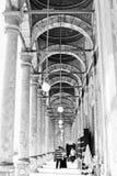 老开罗清真寺 库存图片