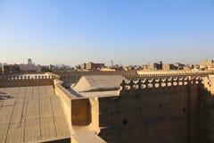 老开罗 库存照片