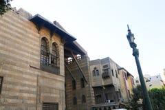 老开罗- Fatimid开罗 免版税库存照片