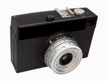 老影片照相机 免版税图库摄影