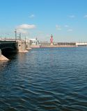 老彼得斯堡圣徒 免版税图库摄影