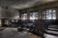 老戏院 库存图片