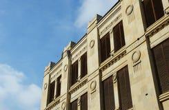 老戏院 免版税图库摄影
