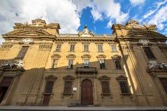 老房子在佛罗伦萨,意大利 免版税库存照片