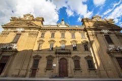 老房子在佛罗伦萨,意大利 图库摄影