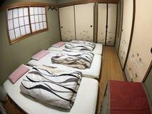 老房子在日本 免版税图库摄影