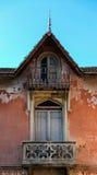 老房子在辛特拉,葡萄牙 免版税库存图片