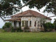 老房子在里约热内卢 免版税库存图片