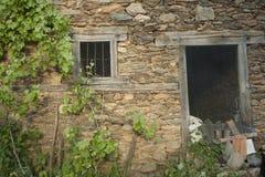 老房子 库存图片